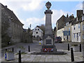 ST7593 : War Memorial, Wotton under Edge by David Dixon