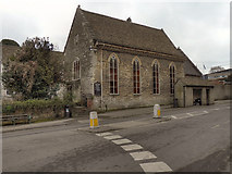 ST7593 : The Old Town Meeting House by David Dixon