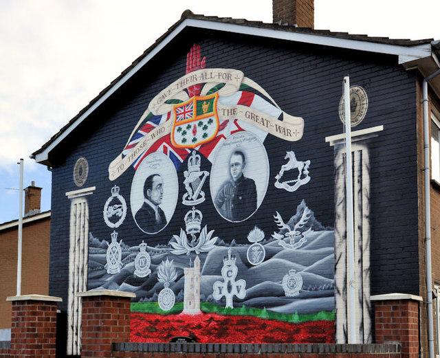 Sydenham war memorial, Belfast (1)