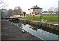 ST7264 : Weston Lock, Bath, Somerset by Rick Crowley