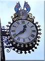 ST7593 : The Tolsey Clock by David Dixon