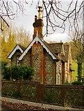 TQ1853 : Cockshot Cottage, Lodgebottom Road by Stefan Czapski