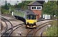 SO8963 : Class 150 at Droitwich Spa by Rob Newman