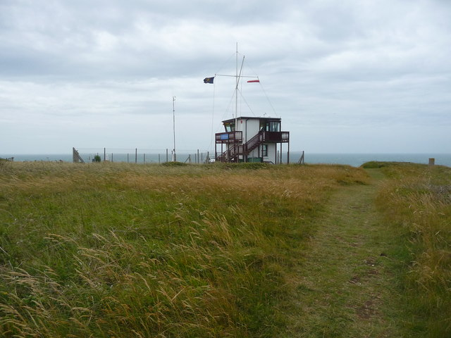 Portland Bill - Coastguard Lookout