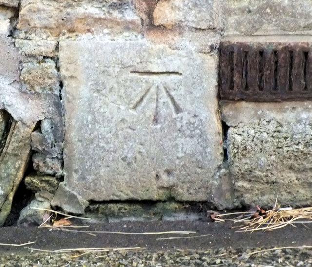 Benchmark on Nunney Road