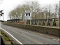 SO7100 : A38, Bridge at Berkeley Road by David Dixon