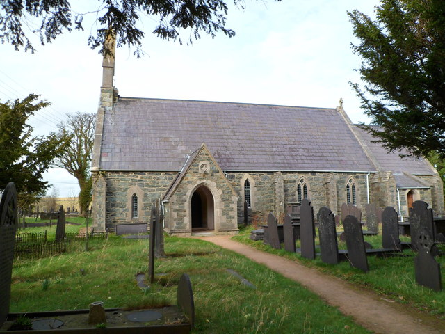 St. Cedol's Church, Pentir