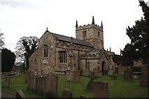 SK4665 : St John the Baptist Church by Graham Hogg