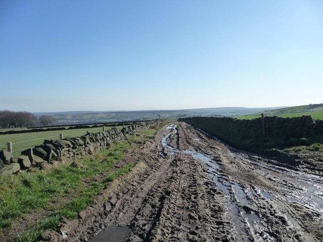 Moor Bottom Lane