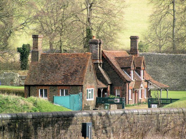 The Lodge, Berkhamsted Castle