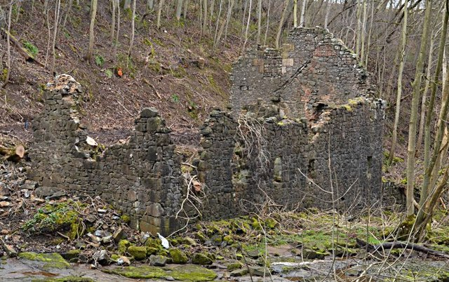 Ruined Mill