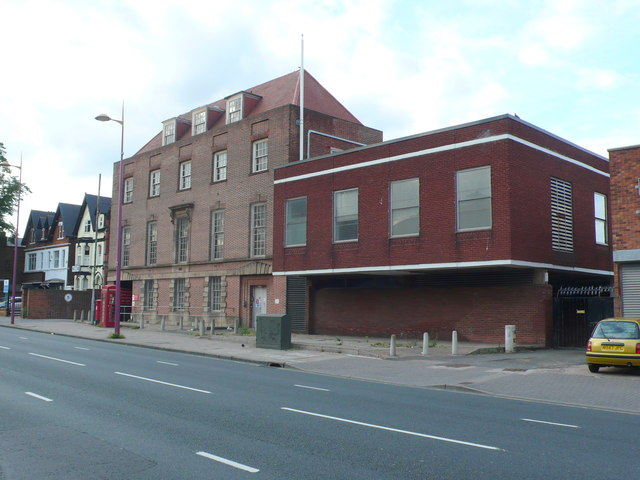 Handsworth Delivery Office