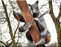 "J3472 : The ""Blackbird of Belfast Lough"" (4) by Albert Bridge"