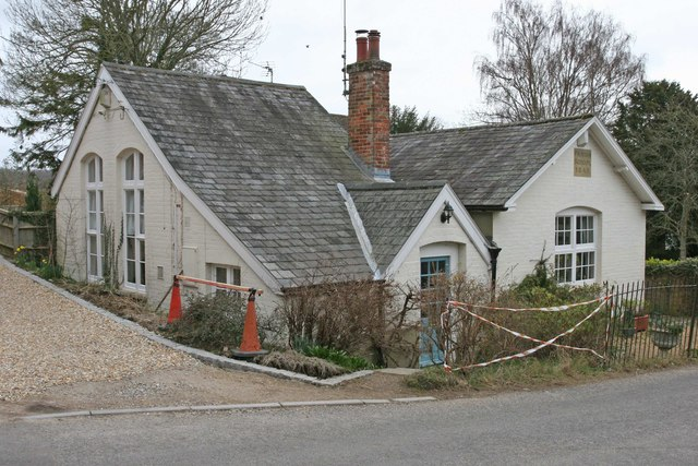 South Warnborough, Hampshire
