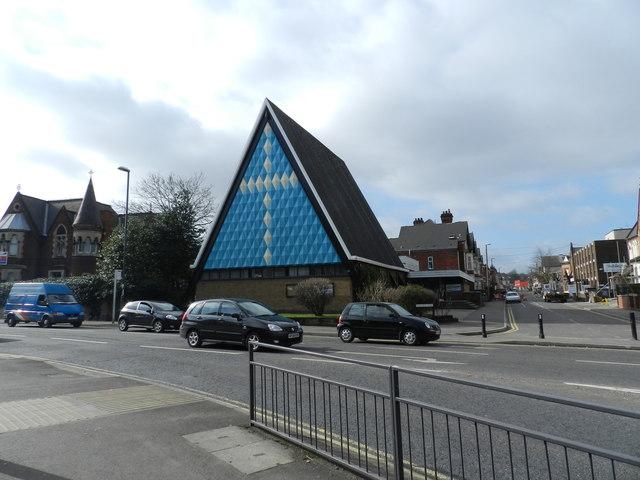 Ozzy Road Church