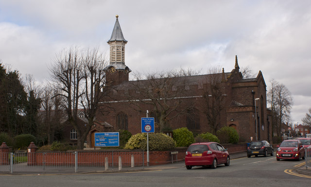 St Mary's Chapel, Parish of Greater Sankey