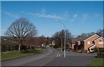 SK3569 : Road junction, Walton, Chesterfield by Trevor Littlewood