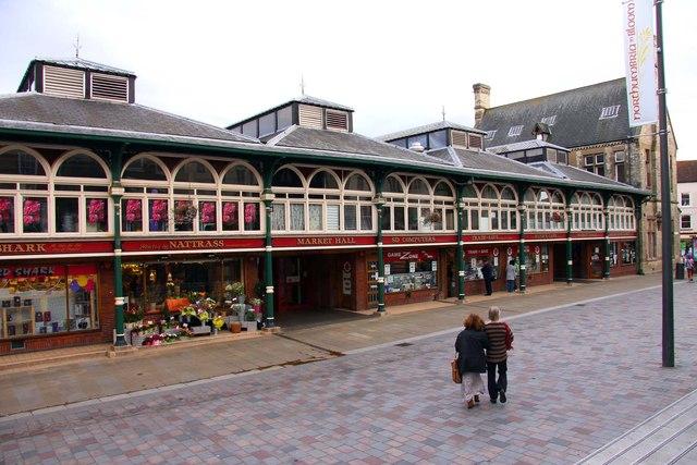 Darlington Market Hall