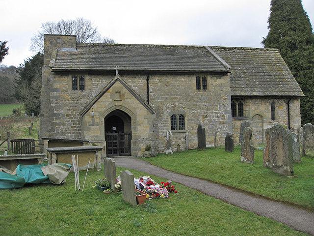 Church of Saint Hilda, Ellerburn, Grade II* listed
