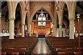 TQ2886 : St Mary Brookfield, Dartmouth Park Road by John Salmon
