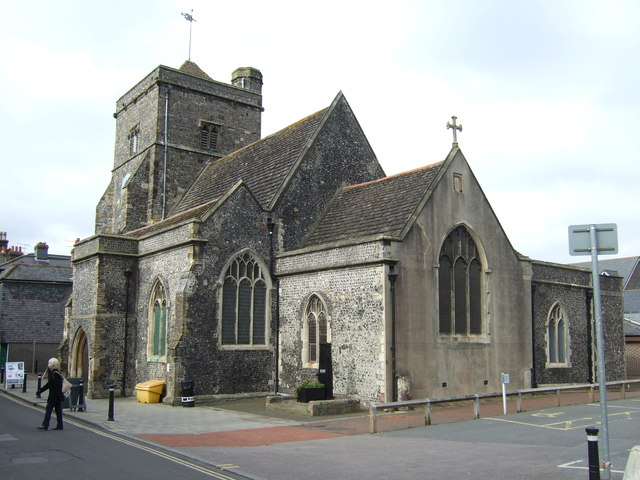 The Church of St Thomas a Becket