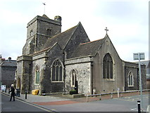 TQ4210 : The Church of St Thomas a Becket by JThomas