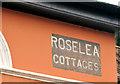 J2968 : Roselea Cottages, Dunmurry (2012-2) by Albert Bridge