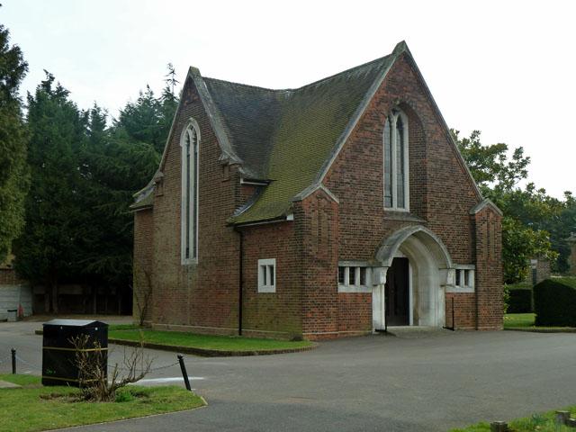 Chapel, Chislehurst Cemetery