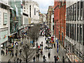 SJ8498 : Market Street by David Dixon