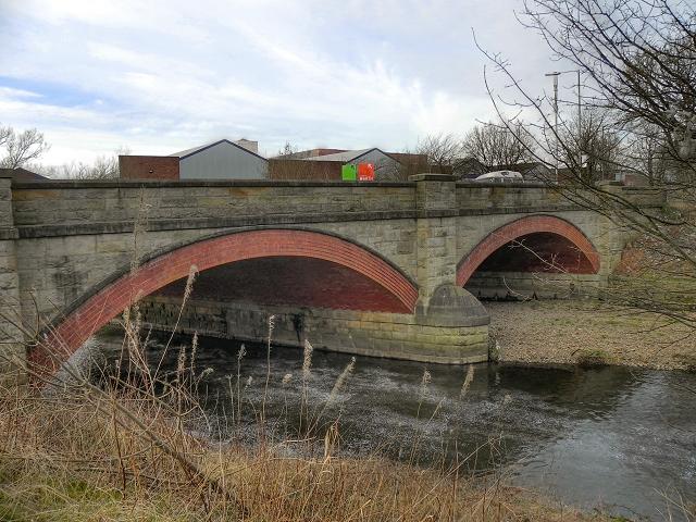 Warth Bridge, River Irwell