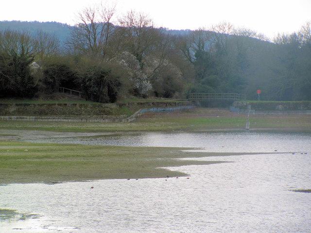 Medieval Ridge and Furrow - Startops Reservoir, Near Tring