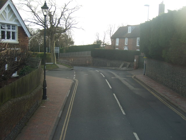 Sea Road (B2182), Bexhill
