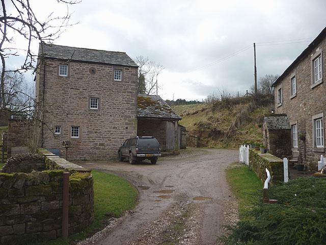 King's Meaburn Mill