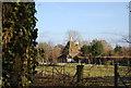 TQ6444 : Brook Farm Oast by N Chadwick