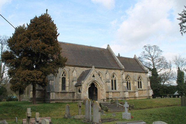 St Mary's church, University of Riseholme Campus