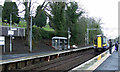 NS3474 : Woodhall railway station by Thomas Nugent