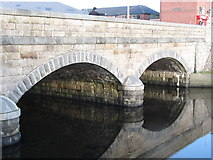 J3731 : The Shimna Bridge by Eric Jones