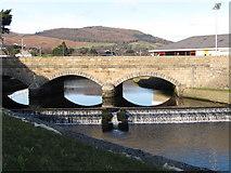 J3731 : The Weir below Shimna Bridge by Eric Jones