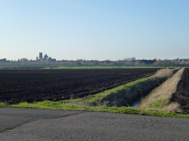 The black fens of Ely