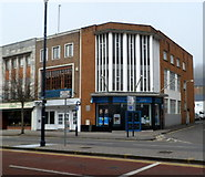SS6593 : The Co-operative Bank, Swansea by Jaggery