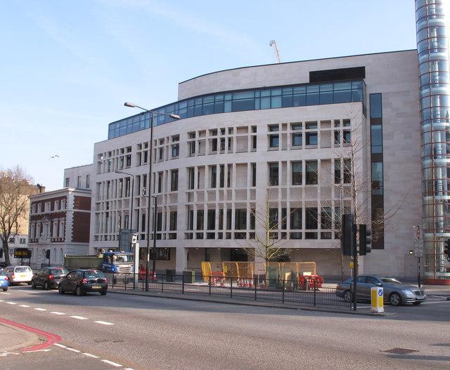 Westminster Magistrates' Court, Marylebone