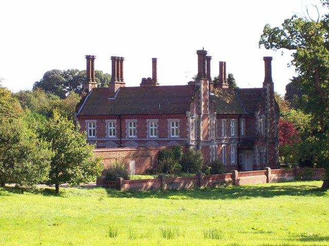 The Old Hall Thursford 169 Len Williams Cc By Sa 2 0