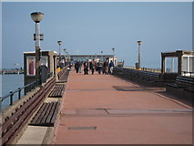 TR3752 : Deal Pier by Oast House Archive