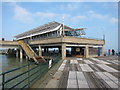 TR3852 : End of Deal Pier by Oast House Archive
