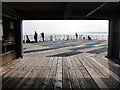 TR3852 : Deal Pier fishing deck by Oast House Archive