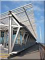 TR3852 : Deal Pier café by Oast House Archive