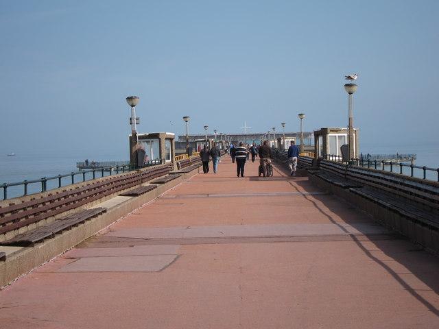 Deal Pier