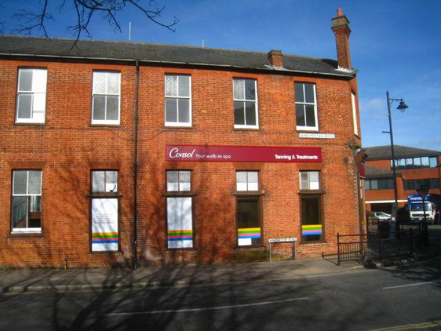 Tanning salon - Winchester Road