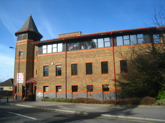 Vacant offices - Winchester Road