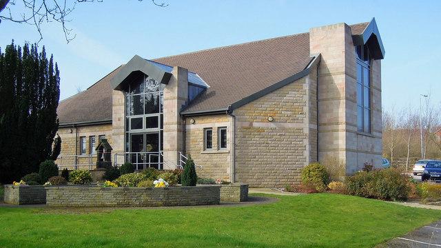 St John's Church, Walton, Chesterfield